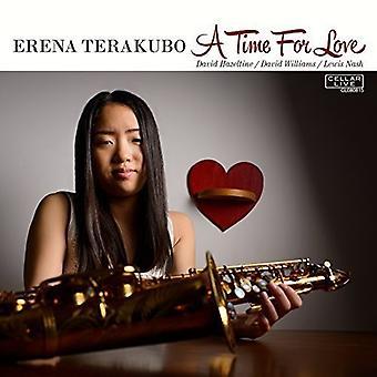Erena Terakubo - Time for Love [CD] USA import