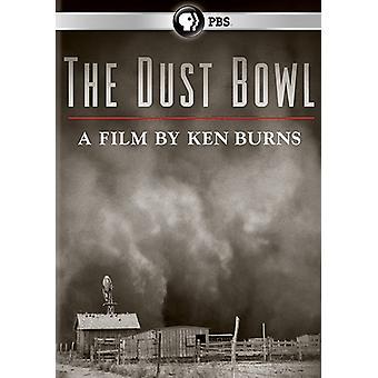 Ken Burns - Dust Bowl [DVD] USA import