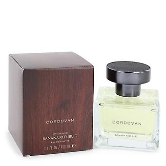 Cordovan by Banana Republic Eau De Toilette Spray 3.4 oz / 100 ml (Men)
