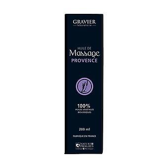 Provence massage oil 200 ml of oil