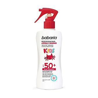SPF50+ Spray for Sensitive Skins 200 ml