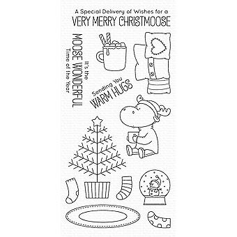 Mijn favoriete dingen Merry Christmoose Clear Stamps