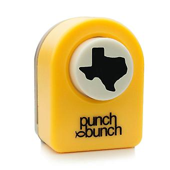 Punch Bunch Small Punch - Texas