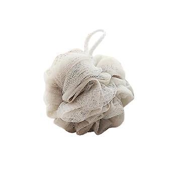 Nylon myk hjem bad blomst ball grå 14CM