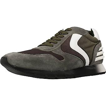 Voile Blanche Sport / Liam Power Color Militaire Sneakers
