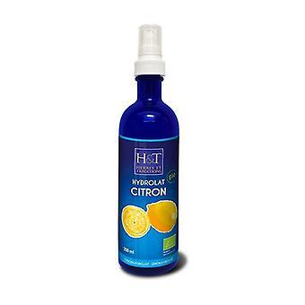Lemon Hydrosol (Citrus Limonum) 200 ml of floral water