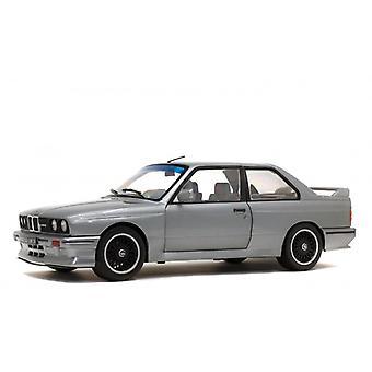 Solido 1:18 1990 BMW E30 M3 - Sterling Silver
