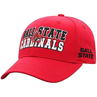 Ball State Cardinals NCAA TOW Teamwork Snapback Hat