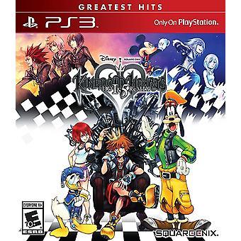 Kingdom Hearts 1.5 HD Remix PS3 Game