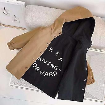 Winter & Autumn's Baby Windbreaker Jacket