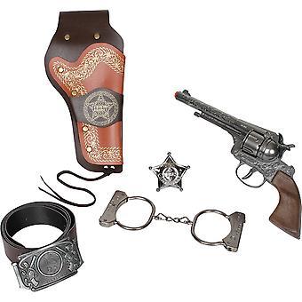 CAP GUN - 235/0 - Gonher Cowboy Set 12 Shots