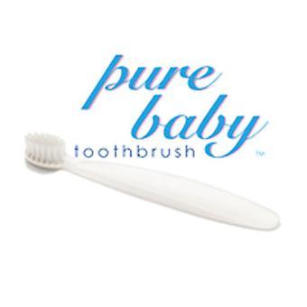 Radius Toothbrushes Pure Baby Toothbrush, Ultra Soft