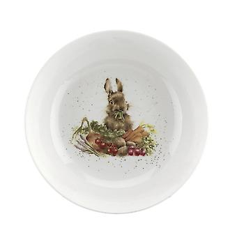 "Wrendale 10"" Kanin salat bolle"