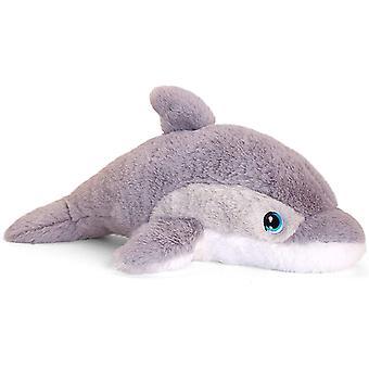 Keel Eco Dolphin 25cm Soft Toy