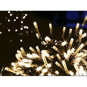 Premier Decorations Battery LED Lights x 100 Warm White LV112383WW