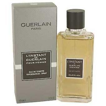 L'instant av Guerlain Eau de Toilette spray 3,4 oz (menn) V728-536473