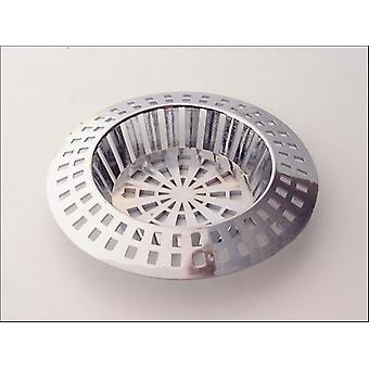 Basics Sink Strainer Chrome Plated/abs 1.5in 015693