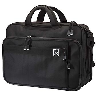 Willex Multifunctional Office Bicycle Bag 15 L Black 12001