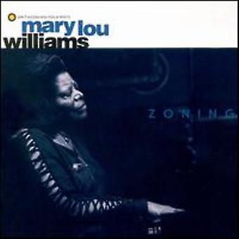 Mary Lou Williams - Zoning [CD] USA import