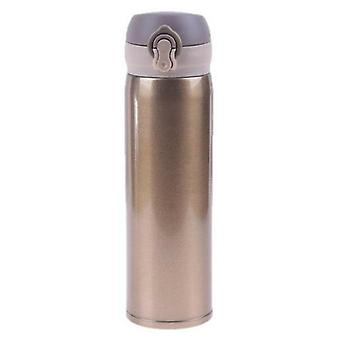 Travel Mug Water Thermos Stainless Steel Double Wall Vacuum Cup