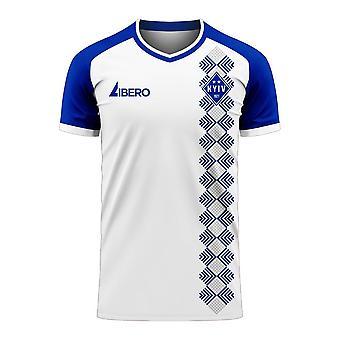 Dynamo Kiev 2020-2021 Home Concept Football Kit (Libero)