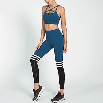 Ladies Slim Yoga Fitness Sports Running Suit YJ045