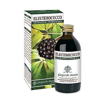 ELEUTEROCOCCO ESTR INTEG 200ML 200 ml