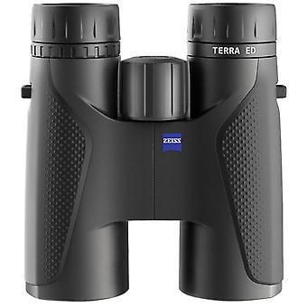 Zeiss Terra ED 8x42 Binoculars (Black/Black) -