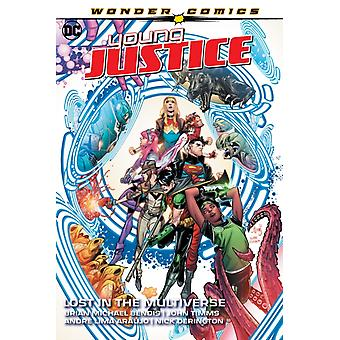 Young Justice Volume 2 Lost in the Multiverse par Bendis & Brian Michael