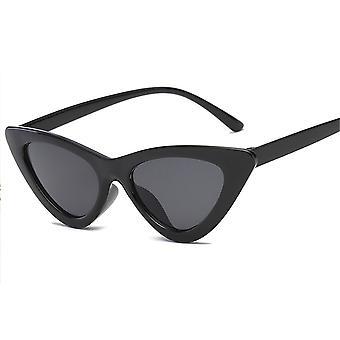 Fashion Sunglasses Woman Brand Designer Vintage Retro Triangular Cat Eye