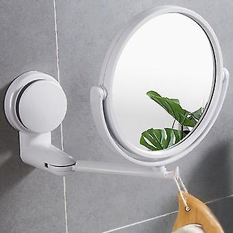 2 side moderne HD spejl med væg sugehætte