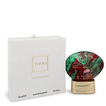 Live in colours eau de parfum spray (unisex) by the house of oud 547587 75 ml