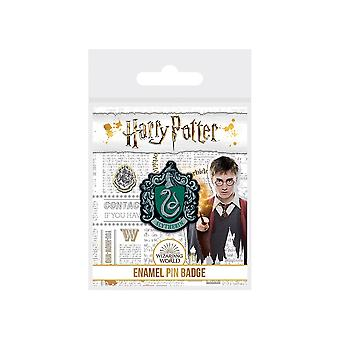 Harry Potter Emaille Slytherin Abzeichen