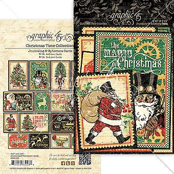 Gráfico 45 Efemérides de Navidad & Tarjetas de Journaling