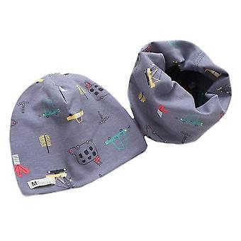 Plush, Hat, Scarf, Set