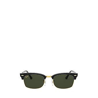 Ray-Ban RB3916 shiny black unisex sunglasses
