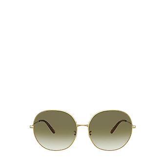 Oliver Peoples OV1280S gold female sunglasses