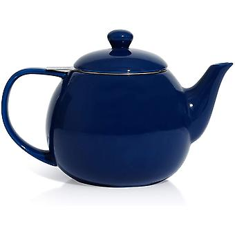 Sweese 221.103 Teapot, Porcelain Tea Pot with Stainless Steel Infuser