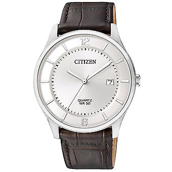 Mens Watch Citizen BD0041-11A, Quartz, 39mm, 5ATM