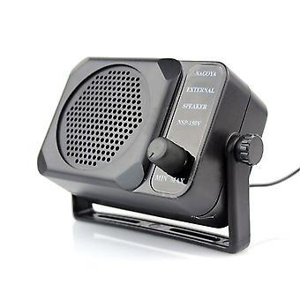 CB Radio Mini External Speaker NSP-150v Ham For HF VHF UHF HF Transceiver CAR RADIO Qyt Kt8900 Kt-89