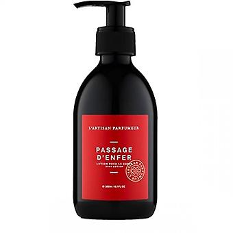 Passage D-apos;hell Milk For The Body - The Perfumer's Craftsman