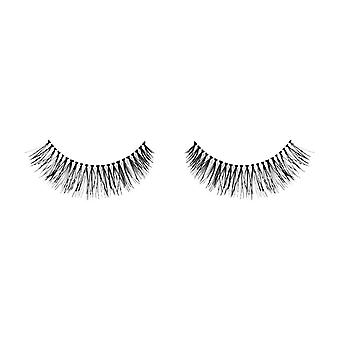 Kiss Haute Couture Natural Lightweight Lash Multipack - Chic with Applicator