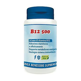 B12 500 100 vegetable capsules