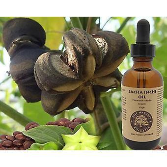 Sacha Inchi Virgin Oil (orgaaninen, kylmäpuristettu