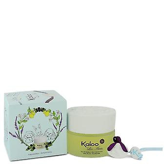 Kaloo Les Amis Eau De Senteur Spray / Room Fragrance Spray (Alcohol free) + 2 Free Bracelets By Kaloo 3.4 oz Eau De Senteur Spray / Room Fragrance Spray