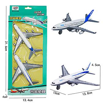 Children's simulation airliner toy