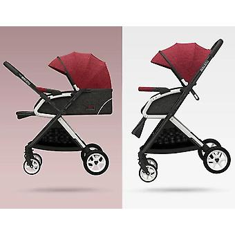 Baby Stroller Ultra Light Folding Umbrella Carts