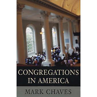 Församlingar i Amerika av Mark Chaves - 9780674012844 Bok