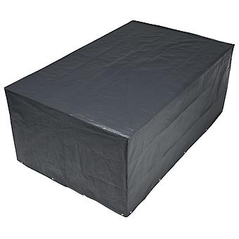 Nature garden furniture cover for rectangular tables 325x205x90 cm