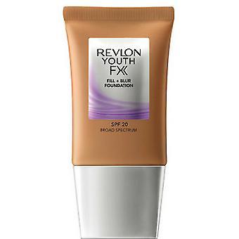 Revlon Youthfx Fill + Blur Foundation 405 Almond 30 ml